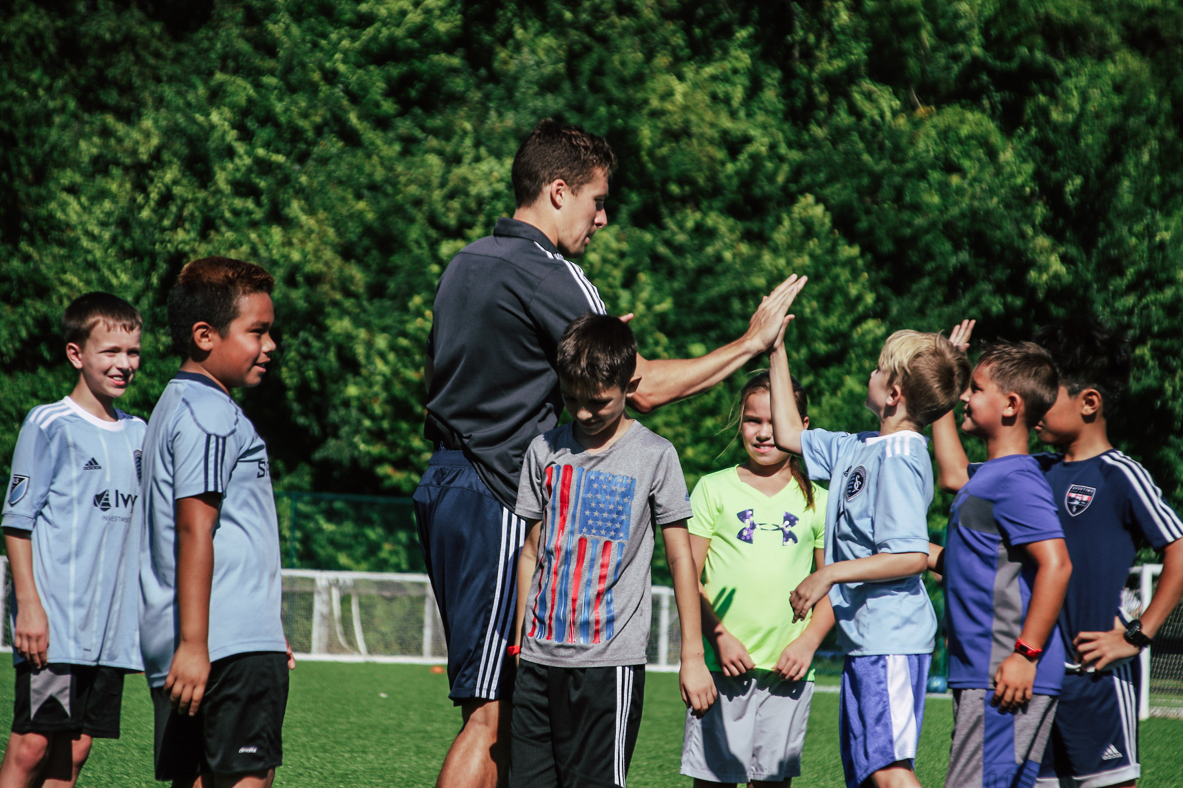 KC Local Camps (5-19y) - Sporting KC Youth