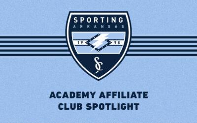Academy Affiliate Club Spotlight-Sporting Arkansas